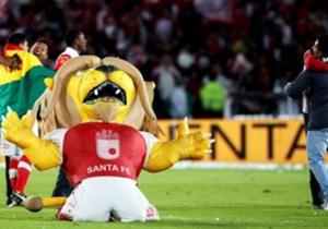 Monaguillo el león de Independiente Santa Fe