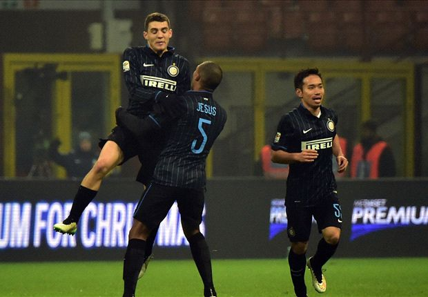 Inter 2-2 Lazio: Palacio seals comeback in enthralling clash
