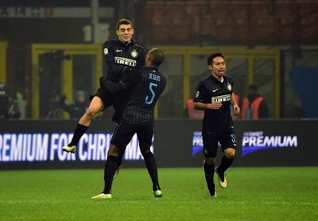 Laporan Pertandingan: Inter 2-2 Lazio