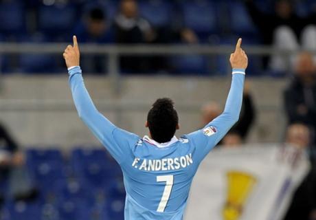Inter 2-2 Lazio: Host rallies
