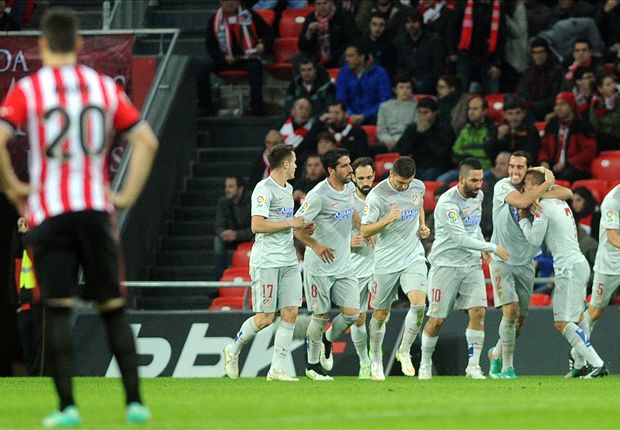 Athletic Bilbao 1-4 Atletico Madrid: Griezmann fires in hat-trick as champions storm to victory