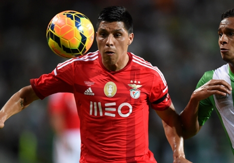 Valencia & Benfica agree Enzo Perez deal