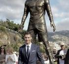 Cristiano ya tiene su propia estatua