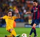 El jugador que hizo esperar a Messi