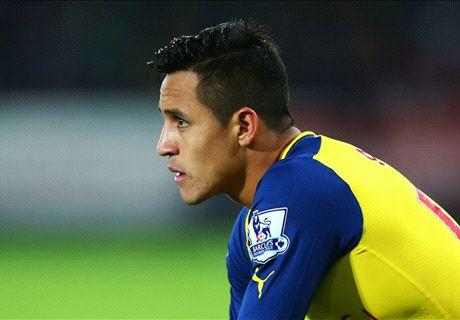 Ref Review: No dive from Sanchez