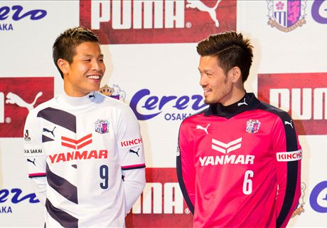 Cerezo turn to youth for road ahead