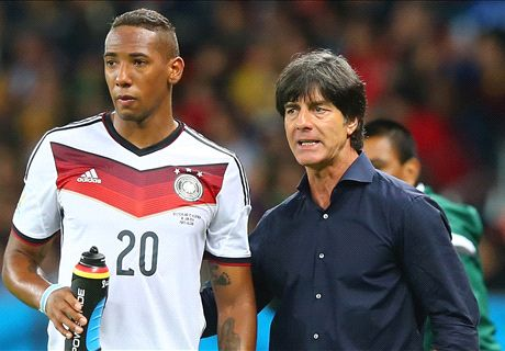 Low thrilled with Boateng development