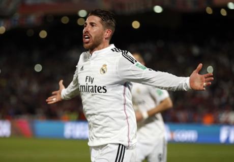 Ramos: Ronaldo deserves Ballon d'Or