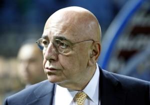 L'ad del Milan, Adriano Galliani