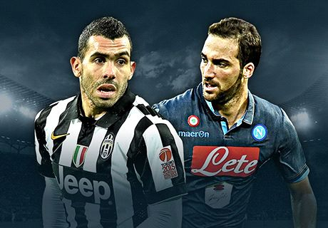 LIVE: Juventus 0-0 Napoli