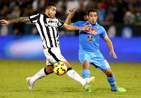 EN VIVO: Juventus 1-0 Napoli
