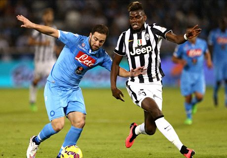 Napoli Tops Juve On Penalties