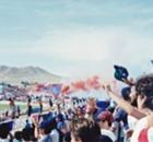 GALERÍA: Un hincha inmortalizó el viaje a El Salvador de 1994