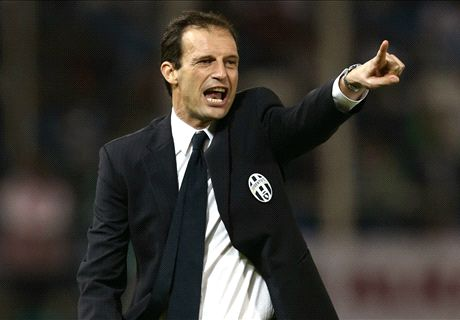 Juve had it in our hands - Allegri