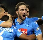 Napoli win tense Supercoppa shootout