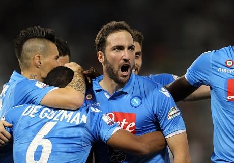 Player Ratings: Juventus 2-2 Napoli AET 5-6p