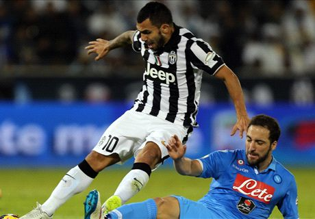 Under-Par Juventus Finally Punished