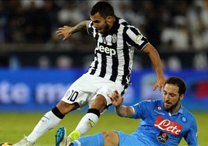 Napoli kalahkan Juve melalui babak adu penalti