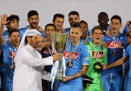 Elfer-Krimi: Napoli bezwingt Juve