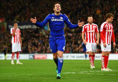 Inglês: Stoke City 0x2 Chelsea