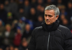 Lobte den Schiedsrichter: Jose Mourinho