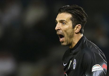 Napoli loss will spur Juve on - Buffon