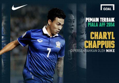 Chappuis, Terbaik AFF Pilihan Goal