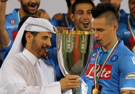 DAFTAR JUARA Supercoppa Italia (1988-2014)