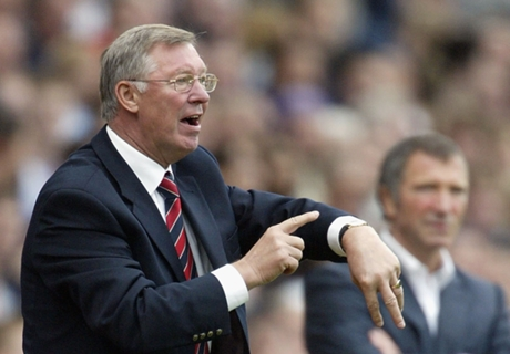 'Fergie time was my little trick'