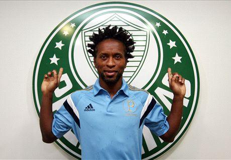 Ze Roberto wechselt zu Palmeiras