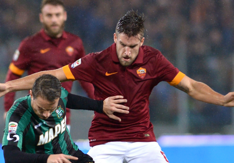 Strootman: Roma not a stepping stone