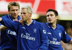 On December 23, 2001 | Frank Lampard scored his first goal as a Chelsea player as the Blues win 5-1 against Bolton.