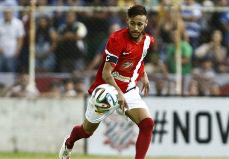 Buzz, le but époustouflant de Neymar