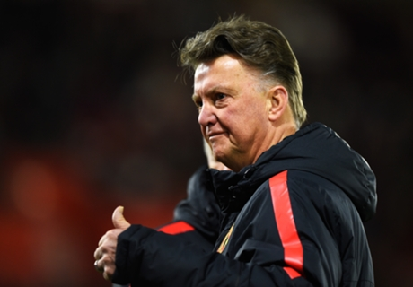 Van Gaal: United Ingin Juara!