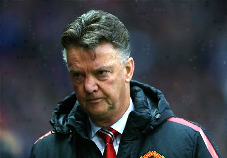 Man Utd doing 'very bad things' - LVG