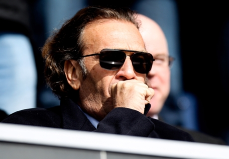 Leeds confirm Cellino resignation