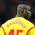 Wirkt in Liverpool nicht glücklich: Mario Balotelli