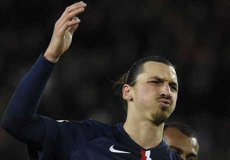 'PSG have €100m to replace Ibrahimovic'
