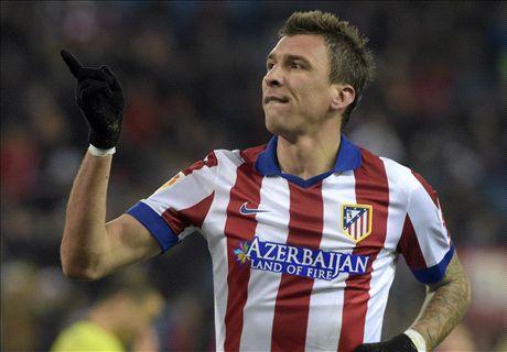 Transfer Talk: Arsenal in Mandzukic swoop