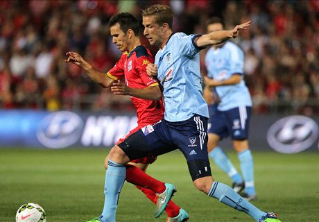 Preview: Sydney - Adelaide