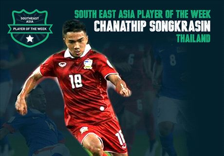 Goal SEA Player of the Week: Chanatip Songkrasin