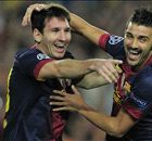 Villa: Messi's the best in history