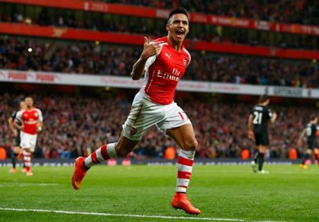 LIVE: Arsenal 0-0 QPR