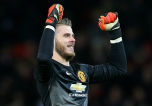 GOALKEEPER | David De Gea | The 24-year-old's stellar performances have papered over Manchester United's defensive cracks this season and he will be vital as the club attempt to restore Champions League football.