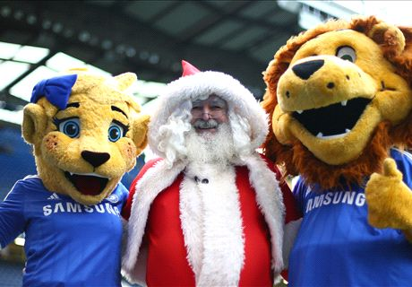 Goal's Premier League Christmas XI