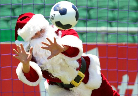 Goal.com vi augura Buon Natale!