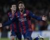 Neymar habló de Messi y CR7