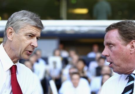Wenger criticism baffles Redknapp
