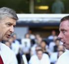 Redknapp backs Arsenal for top four