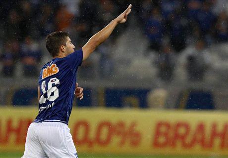 Lucas Silva a done deal, say Cruzeiro